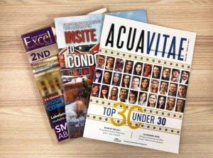 example real estate mag - edmonton magazine printing