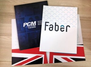 pocket folder printing edmonton - 2 examples