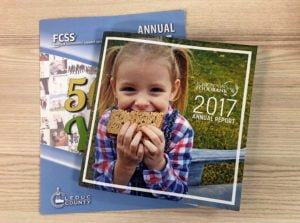 reports printing edmonton - 2 annual reports