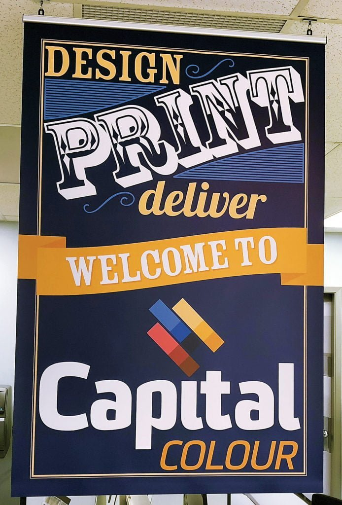 custom sign printing edmonton example signage